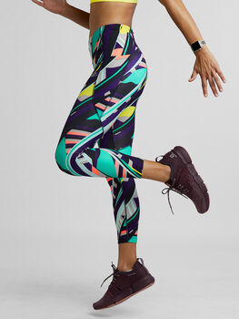 Borealis Running Crop Tights