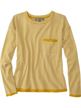 Synergy Crew Neck Sweater - Stripe