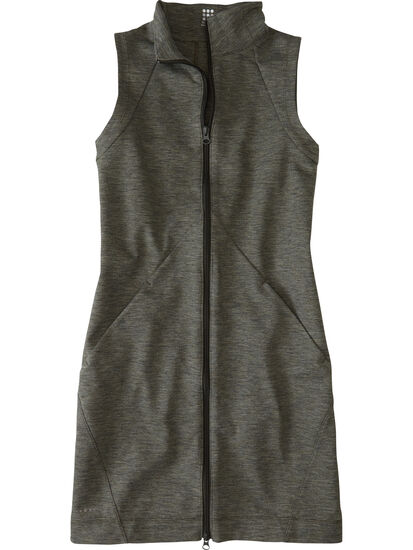 She Leads Zip Front Dress: Image 1