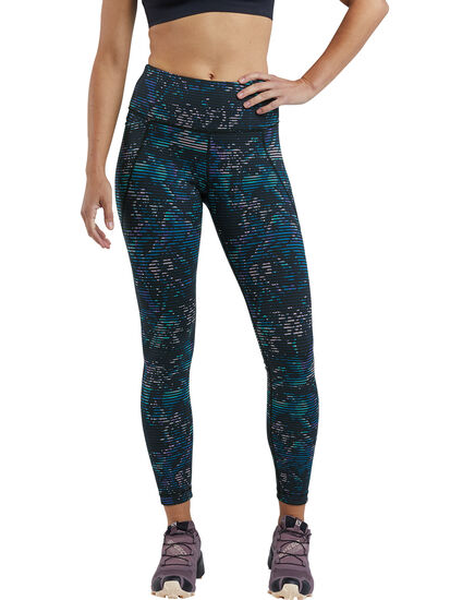 Mad Dash Reversible Running Tights - Vignette: Image 1