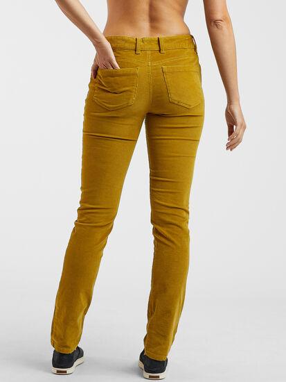 Clara Kent Corduroy Pants - Skinny: Image 2