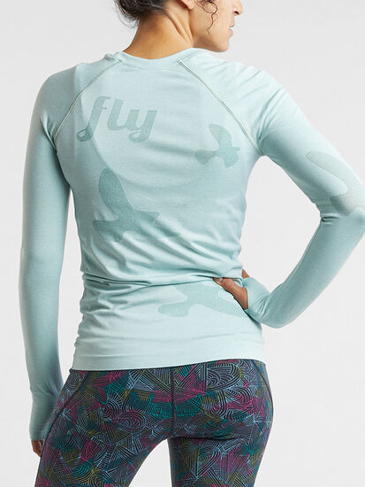 Wings Out Long Sleeve Top: Image 4