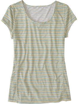 Henerala Short Sleeve Top - Little Stripe
