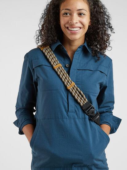 Wren Utility Shirt Dress: Image 4