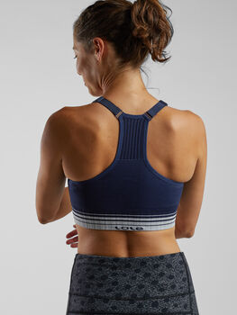 Double Scoop Racerback Bra