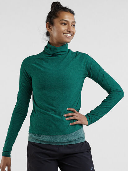 First Mile Funnel Neck Pullover