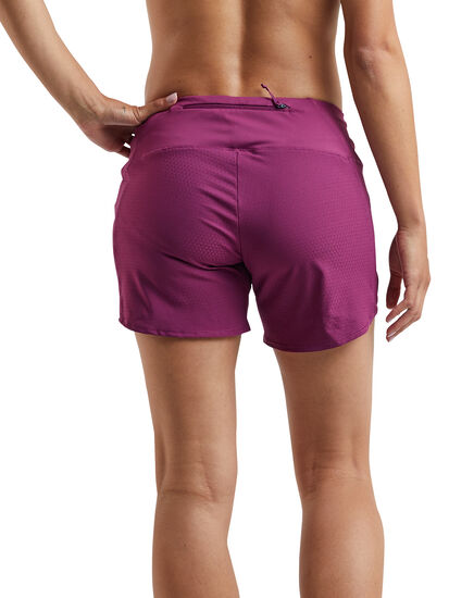 "Obsession Running Shorts - 6"": Image 2"