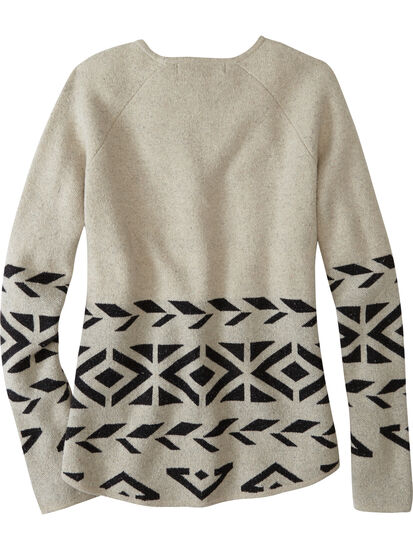 Por Vida 2.0 Sweater - Retro Geo: Image 2