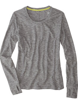 Grace Long Sleeve Top - Solid