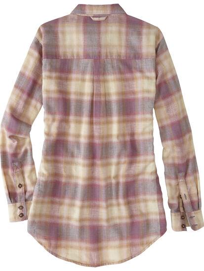 Plaiditude Droptail Long Sleeve Shirt: Image 2