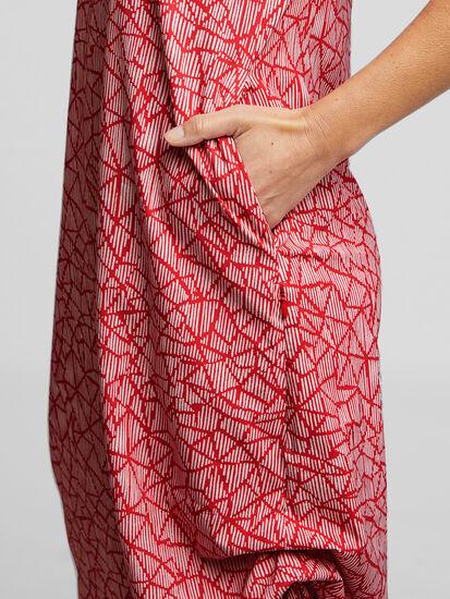 Round Trip Midi Dress - Indio: Image 7