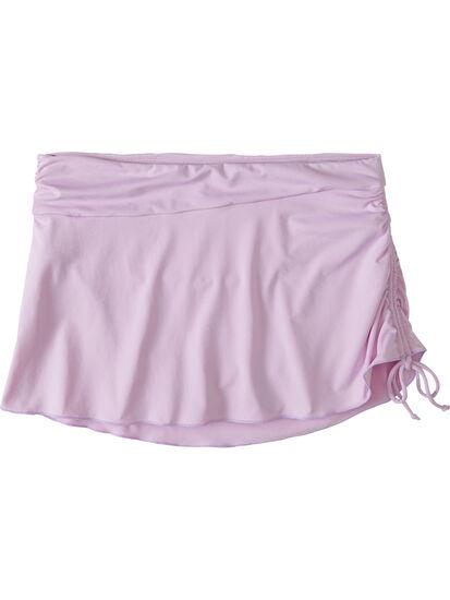 Hoku Swim Skirt - Solid: Image 1