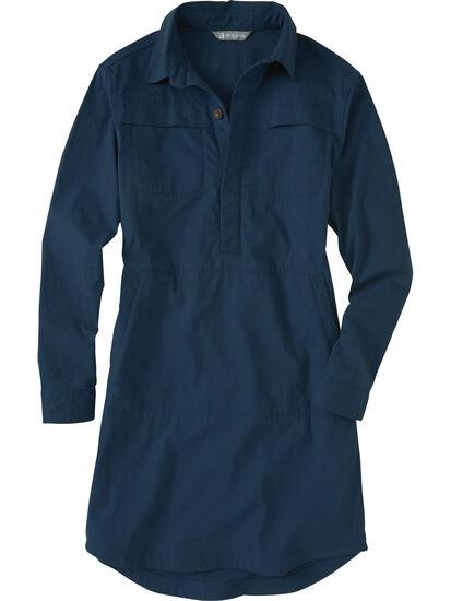 Wren Utility Shirt Dress: Image 1