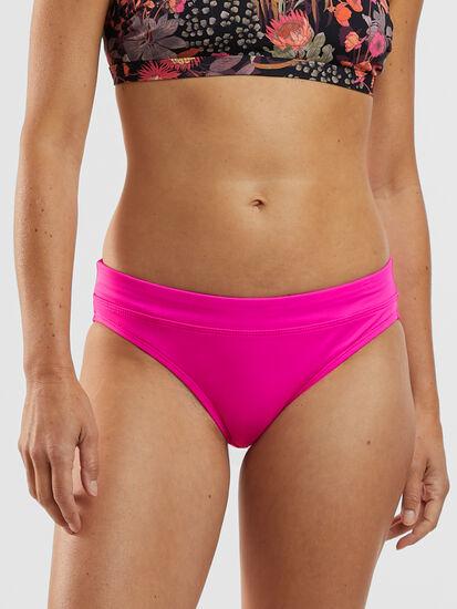 Lehua Bikini Bottom - Solid: Image 1