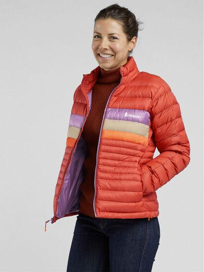 La Exploradora Down Puffer Jacket: Image 3