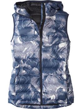 Microwave Puffer Vest - Print