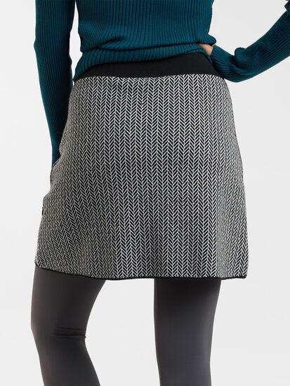 Super Power Skirt - Herringbone: Image 4