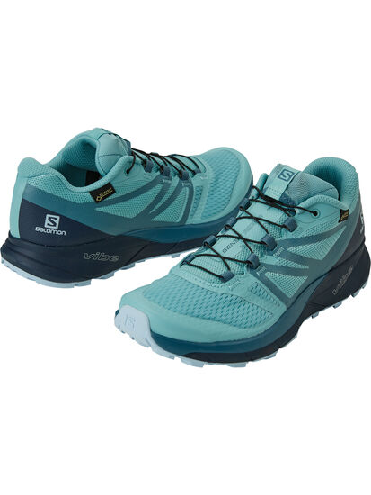 Waterproof Single Track Running Shoe: Image 1