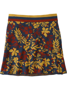 Super Power Skirt - Blumen