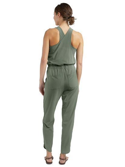 Freedom Sleeveless Jumpsuit: Image 2
