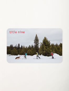 Title Nine Gift Card