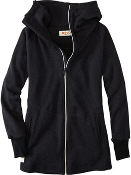Small Batch Full Zip Tunic