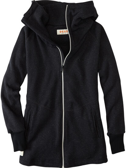 Small Batch Full Zip Tunic: Image 1