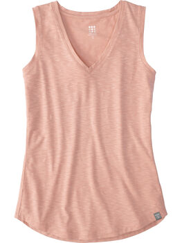 Henerala V-Neck Tank Top - Solid