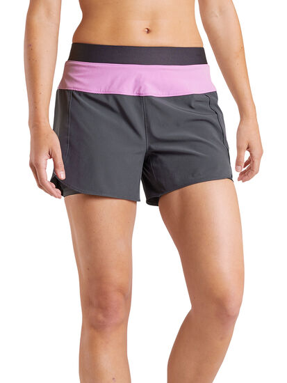 Holy Grail Running Shorts: Image 1
