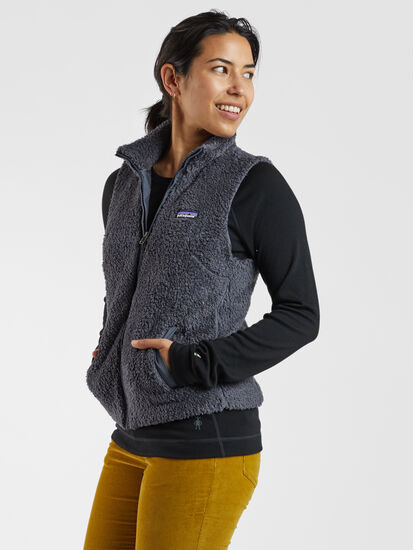 Force Fleece Vest: Image 3
