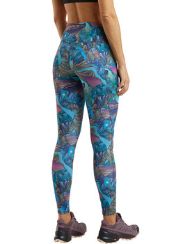 Otta Polartec Tights - Print