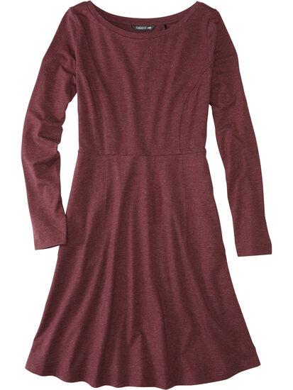 Samba Plus Long Sleeve Dress: Image 1