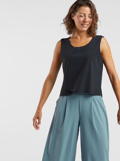 Round Trip Tank Top - Solid: Image 4