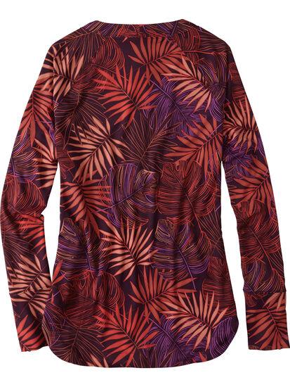 Sunbuster Long Sleeve 1/4 Zip Pullover - Aloha: Image 2
