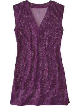 Boynton Cover Up Tunic - Matrix Dot