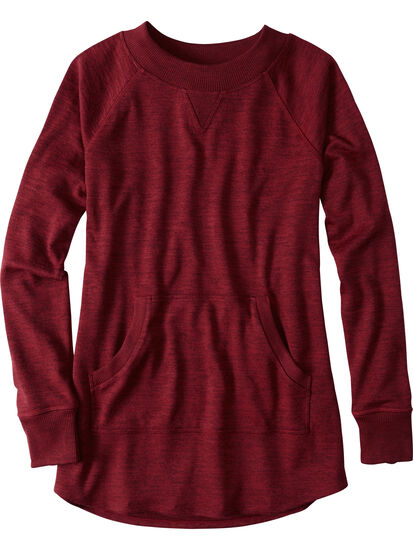 Universal Crew Neck Tunic Top: Image 1
