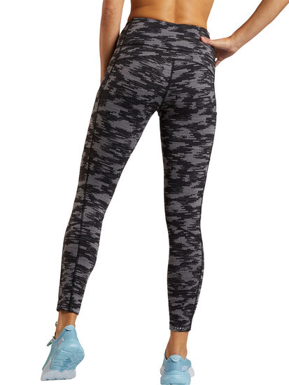 Daily Decathlon Tights - Geo Ikat: Image 2