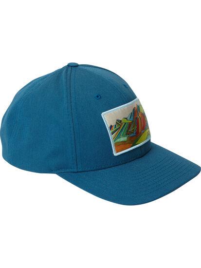 Galleria Trucker Hat - Boulder Flatirons: Image 1