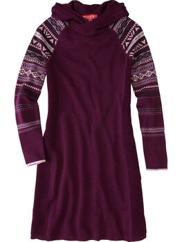 Mover-Maker Hoodie Sweater Dress