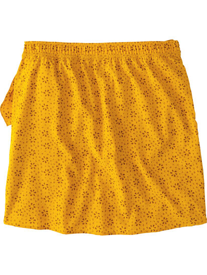 Crusher Wrap Skirt: Image 2