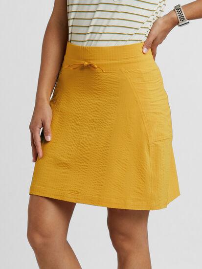 SwiftSnap Skirt - Textured Nimblene