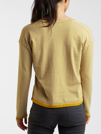 Synergy Crew Neck Sweater - Stripe: Image 4