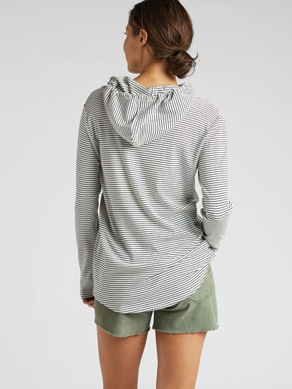 Indispensable Tunic Hoodie: Image 3