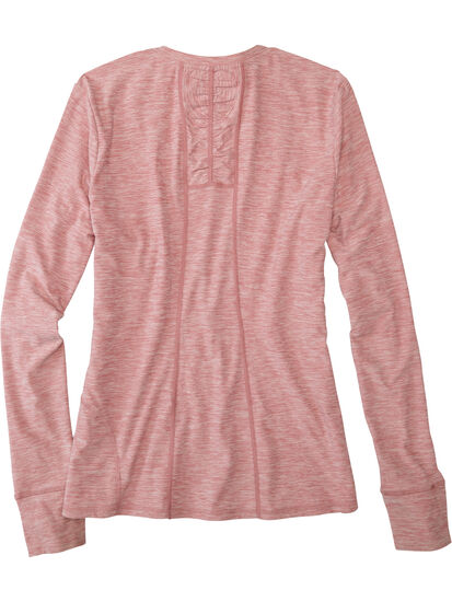 Grace Long Sleeve Top - Solid: Image 2