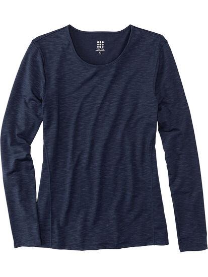 Henerala Long Sleeve Top - Solid: Image 1