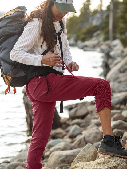 Indestructible 2.0 Hiking Pants: Model Image
