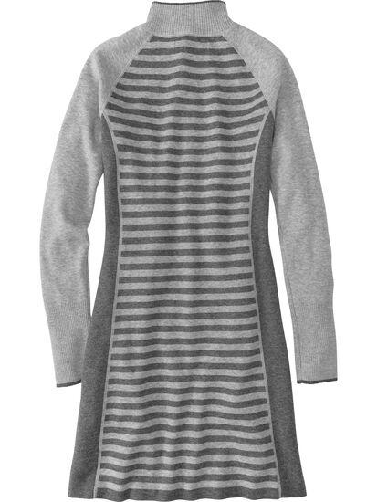 Super Power 1/4 Zip Dress - Colorblock: Image 2