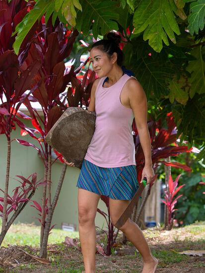 Aquamini Skirt - Botanica Stripe: Image 4