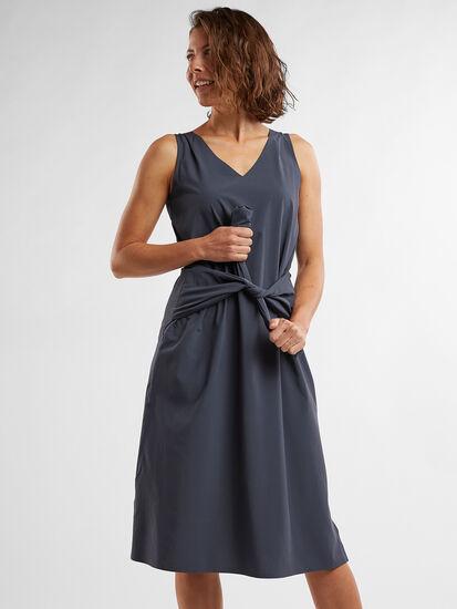 Round Trip Midi Dress - Solid: Image 4