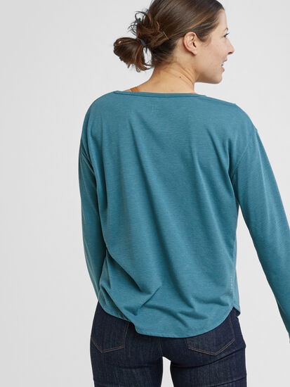 Notton Long Sleeve Top: Image 3